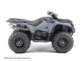 2018 Kodiak 450 EPS Armor Grey w Aluminum Wheels