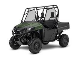 New  2018 Honda® Pioneer 700 Golf Cart / Utility in Roseland, Louisiana