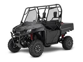 New  2018 Honda® Pioneer 700 Deluxe Golf Cart / Utility in Roseland, Louisiana