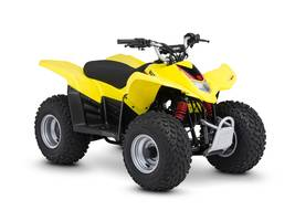 New  2018 Suzuki QuadSport Z50 ATV in Houma, Louisiana