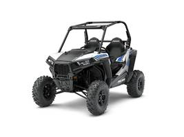 New  2018 Polaris® RZR® S 900 White Lightning Golf Cart / Utility in Roseland, Louisiana