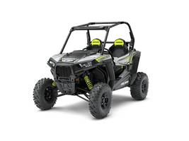 New  2018 Polaris® RZR® S 900 EPS Ghost Gray Golf Cart / Utility in Roseland, Louisiana