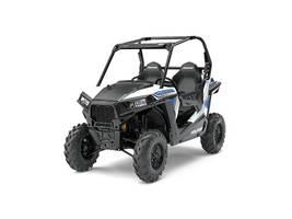 New  2018 Polaris® RZR® 900 White Lightning Golf Cart / Utility in Roseland, Louisiana