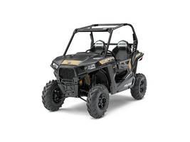 2018 RZR 900 EPS Titanium Metallic