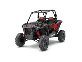 2018 RZR XP 1000 EPS Ride Command Edition Black Pearl