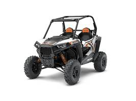 New  2018 Polaris® RZR® S 1000 EPS White Lightning Golf Cart / Utility in Houma, Louisiana