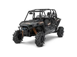New  2018 Polaris® RZR XP® 4 1000 EPS High Lifter Edition Stealth Black Golf Cart / Utility in Houma, Louisiana