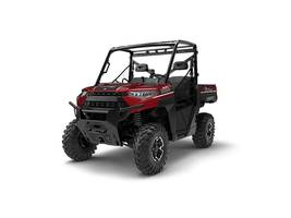 New  2018 Polaris® Ranger XP® 1000 EPS Sunset Red Metallic Golf Cart / Utility in Houma, Louisiana