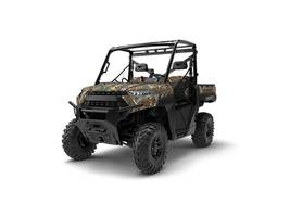 New  2018 Polaris® Ranger XP® 1000 EPS Polaris Pursuit® Camo Golf Cart / Utility in Roseland, Louisiana