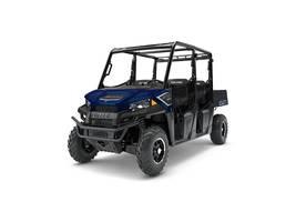 2018 Ranger Crew 570-4 EPS Navy Blue Metallic