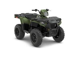 New  2018 Polaris® Sportsman® 570 Sage Green ATV in Roseland, Louisiana