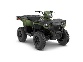 New  2018 Polaris® Sportsman® 450 H.O. Sage Green ATV in Roseland, Louisiana