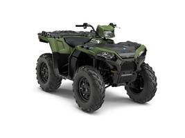 New  2018 Polaris® Sportsman® 850 Sage Green ATV in Roseland, Louisiana
