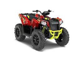 New  2018 Polaris® Scrambler® XP 1000 Havasu Red Pearl ATV in Houma, Louisiana