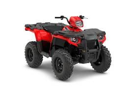 New  2018 Polaris® Sportsman® 570 Indy Red ATV in Houma, Louisiana