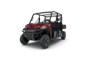 2018 Ranger Crew XP 1000 EPS Sunset Red Metallic