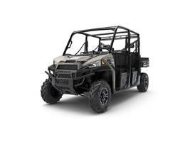 2018 Ranger Crew XP 1000 EPS Suede Metallic