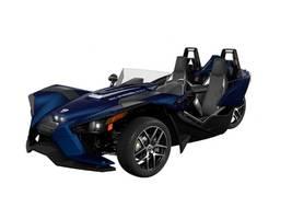 New  2018 Polaris Slingshot® Slingshot® SL Navy Blue Trike in Houma, Louisiana