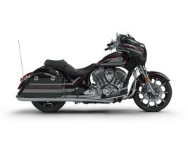2018 Chieftain Limited ABS Thunder Black Pearl with Gra