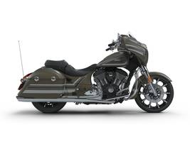2018 Chieftain Limited ABS Bronze Smoke with Graphics