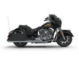 2018 Chieftain Classic ABS Thunder Black