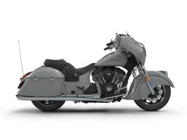 2018 Chieftain Classic ABS Star Silver Smoke