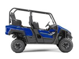 RPMWired.com car search / 2018 Yamaha Wolverine X4 Yamaha Blue w/Aluminum Whee