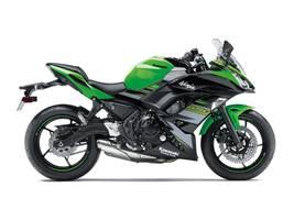 2018 Ninja 650 ABS KRT Edition