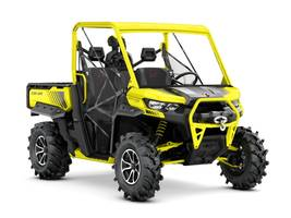 New  2018 Can-Am® Defender X mr HD10 Golf Cart / Utility in Roseland, Louisiana