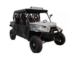 2018 Dominator X4 LT ZEUS 800cc