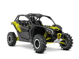 New  2018 Can-Am® Maverick X3 X mr TURBO Golf Cart / Utility in Roseland, Louisiana