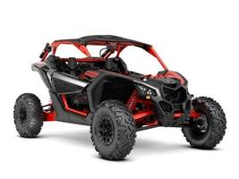2018 Can-Am™ Maverick X3 X RS TURBO R with Smart-Lok Triple Bla 1