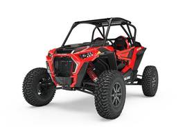 2018 RZR XP Turbo S INDY Red