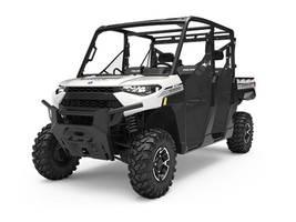 New  2019 Polaris® Ranger Crew® XP 1000 EPS Premium Golf Cart / Utility in Roseland, Louisiana