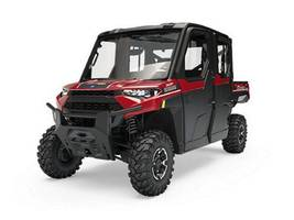 New  2019 Polaris® Ranger Crew® XP 1000 EPS NorthStar HVAC Edition Golf Cart / Utility in Houma, Louisiana