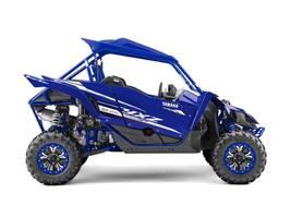 2018 Yamaha YXZ1000R SS SE Blue White w Blue Suntop Beadlock W for sale 143993