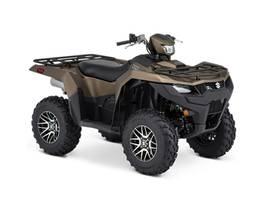 New  2019 Suzuki KingQuad 750AXi  Power Steering SE Plus ATV in Houma, Louisiana
