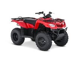 New  2019 Suzuki KingQuad 400FSi ATV in Houma, Louisiana