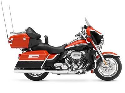 RPMWired.com car search / 2012 Harley Davidson FLHTCUSE7 - CVO Ultra Classic Electra Gl