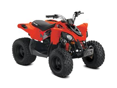 2019 Can-Am™ DS 90 1