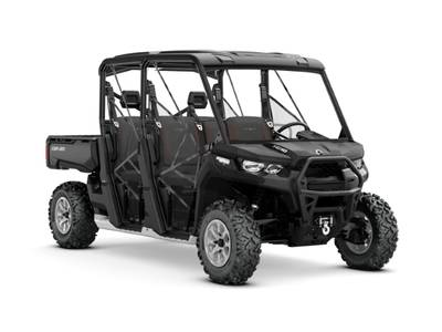 2019 Can-Am™ Defender Max Lone Star HD10 1