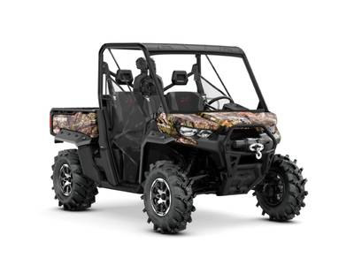 2019 Can-Am® Defender X™ mr HD10 Mossy Oak Break-Up Country