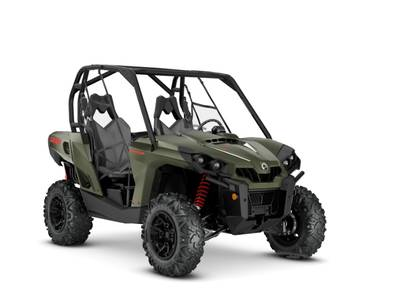 New  2019 Can-Am® Commander DPS 800R Golf Cart / Utility in Roseland, Louisiana