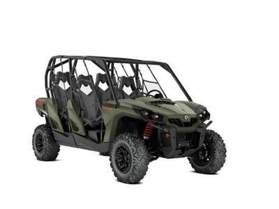 New  2019 Can-Am® Commander MAX DPS 800R Golf Cart / Utility in Roseland, Louisiana