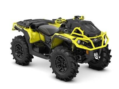 New  2019 Can-Am® Outlander X® mr 1000R ATV in Roseland, Louisiana