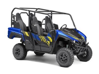 2019 Yamaha Wolverine X4 SE 1