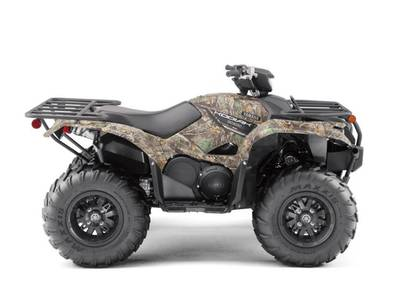 RPMWired.com car search / 2019 Yamaha Kodiak 700 EPS Realtree Edge