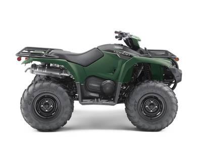 New  2019 Yamaha Kodiak 450 EPS Green ATV in Roseland, Louisiana