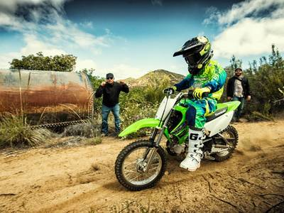2019 Kawasaki KLX®110 Base | Del Amo Motorsports of Orange