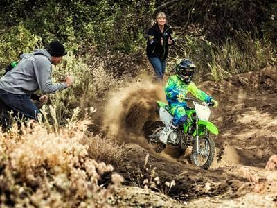 2019 Kawasaki KLX®110 Base | RideNow on Boulder | Las Vegas, NV